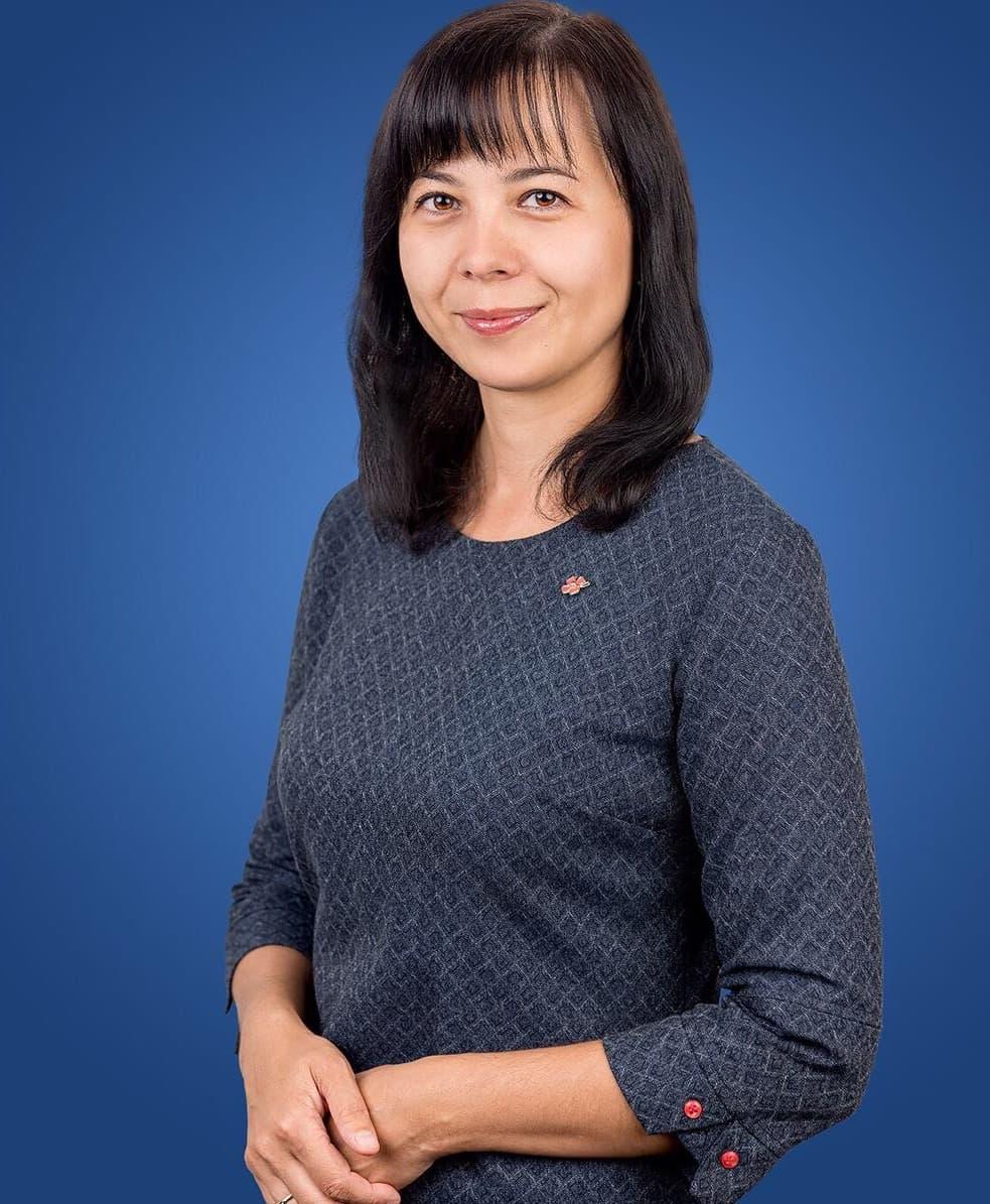 Гульнара Сафина